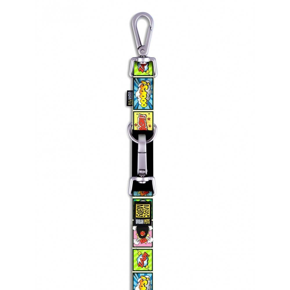 Max & Molly Comic Multifunctional Leash