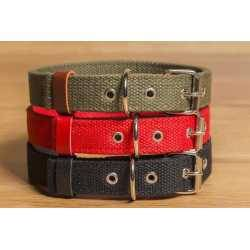 Before The Times Collar Practic Canvas Double