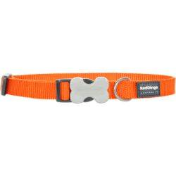 Red Dingo Dog Collar Plain Classic