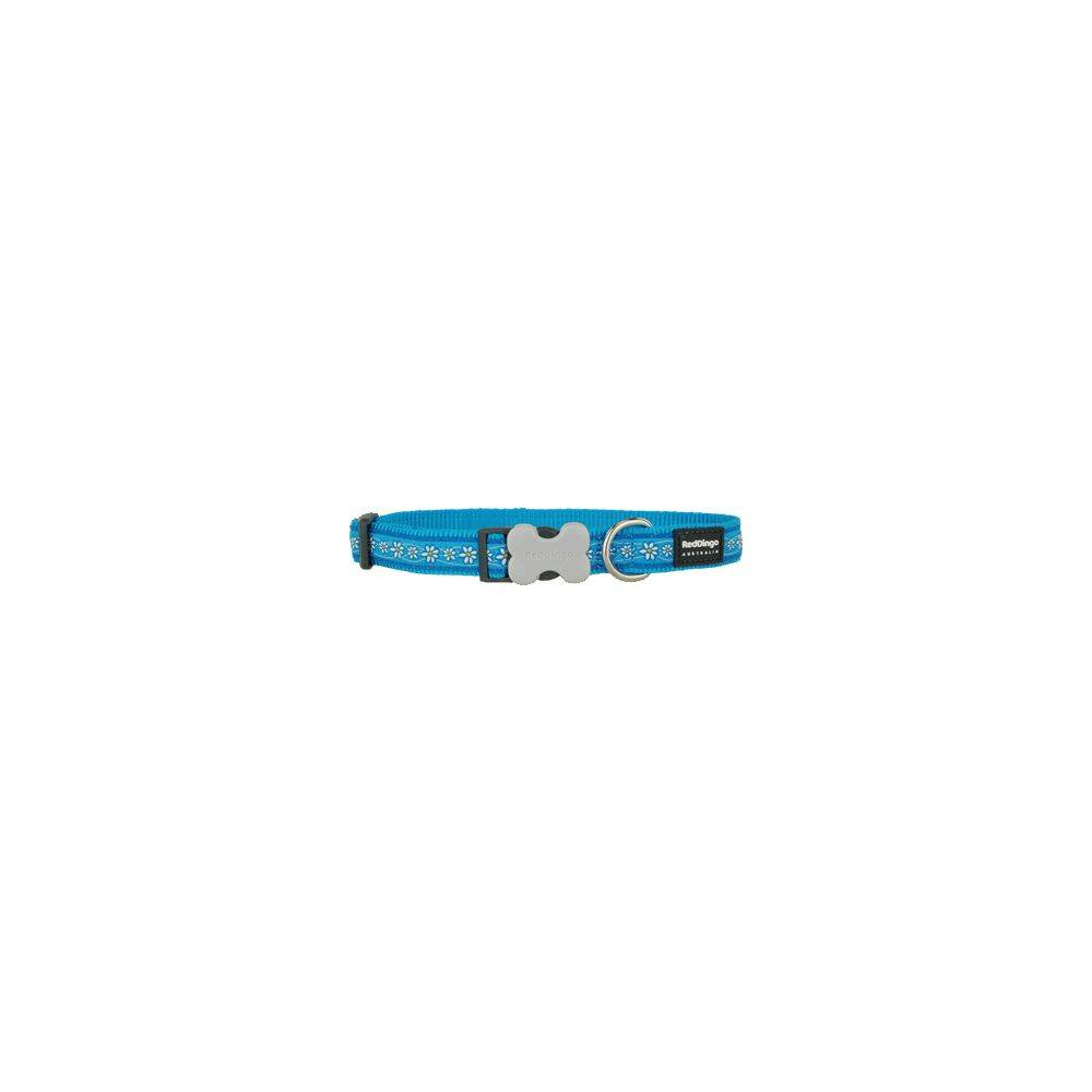 Red Dingo Dog Collar Design Daisy Chain
