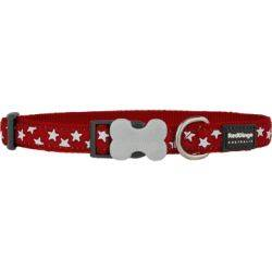 Red Dingo Dog Collar Design Stars