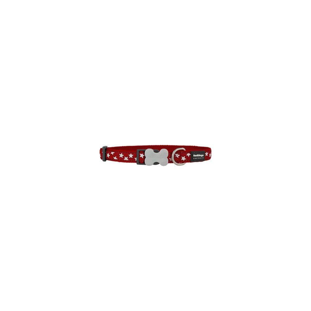 Red Dingo Dog Collar Design Stars