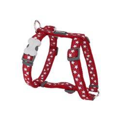 Red Dingo Harness Design Stars