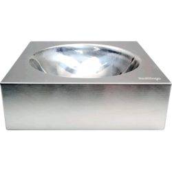 Red Dingo Dog Bowl Stainless Steel