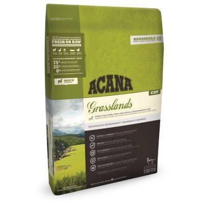 Acana Grasslands (Mâncare Pisici) 5.4 Kg