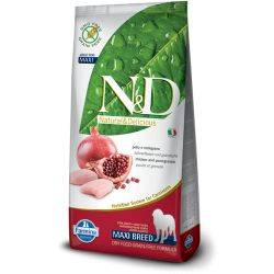 N&D Grain-Free Canine Chicken & Pomegranate Adult Medium 12 Kg
