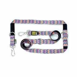 Max & Molly Vintage Pink Multifunctional Leash