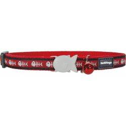 Red Dingo Cat Collar