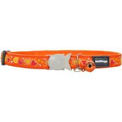 Red Dingo Cat Collar Circadelic