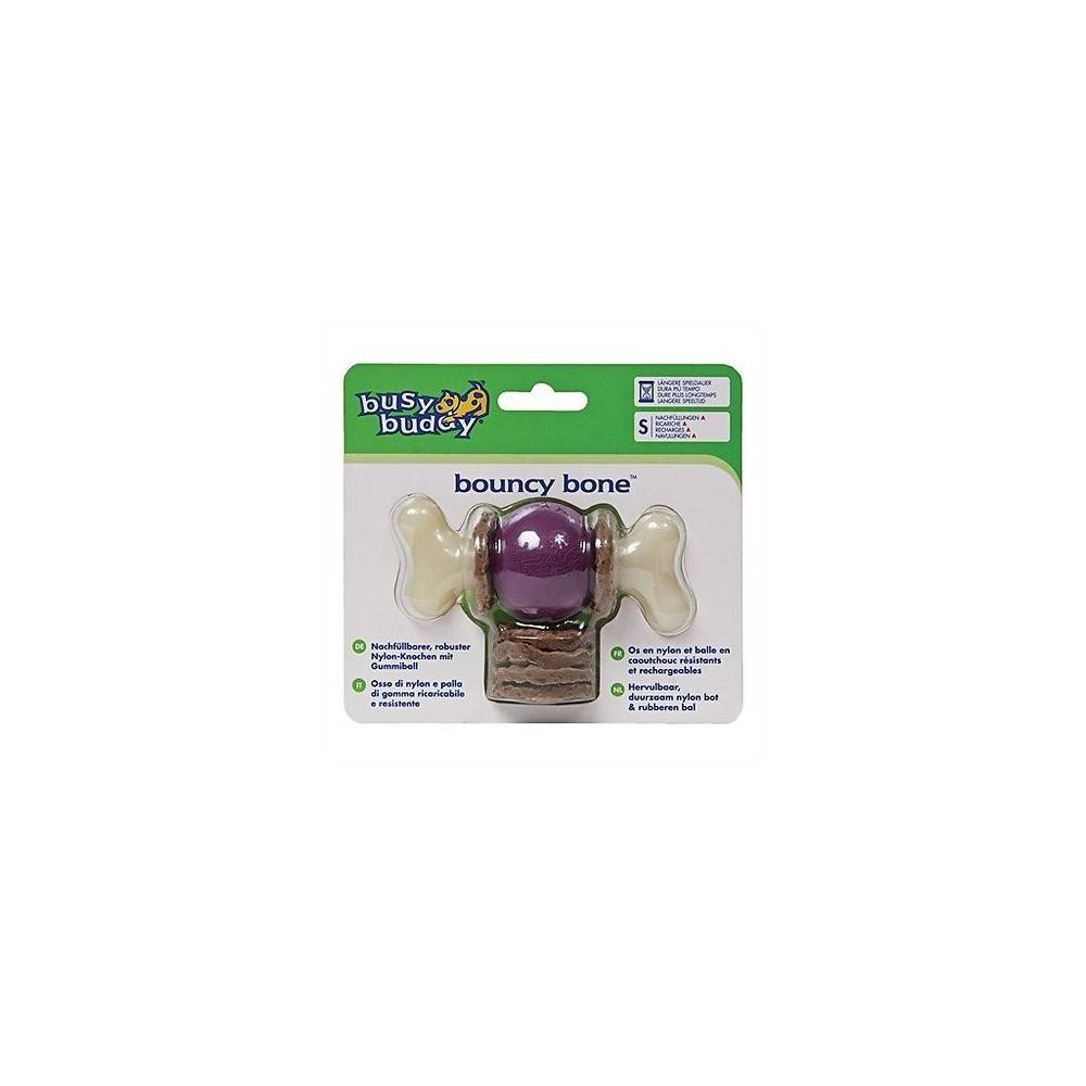 PetSafe Busy Buddy Bouncy Bone Distribuitor de Recompense