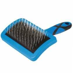 Groom Professional Curved Firm Slicker Brush