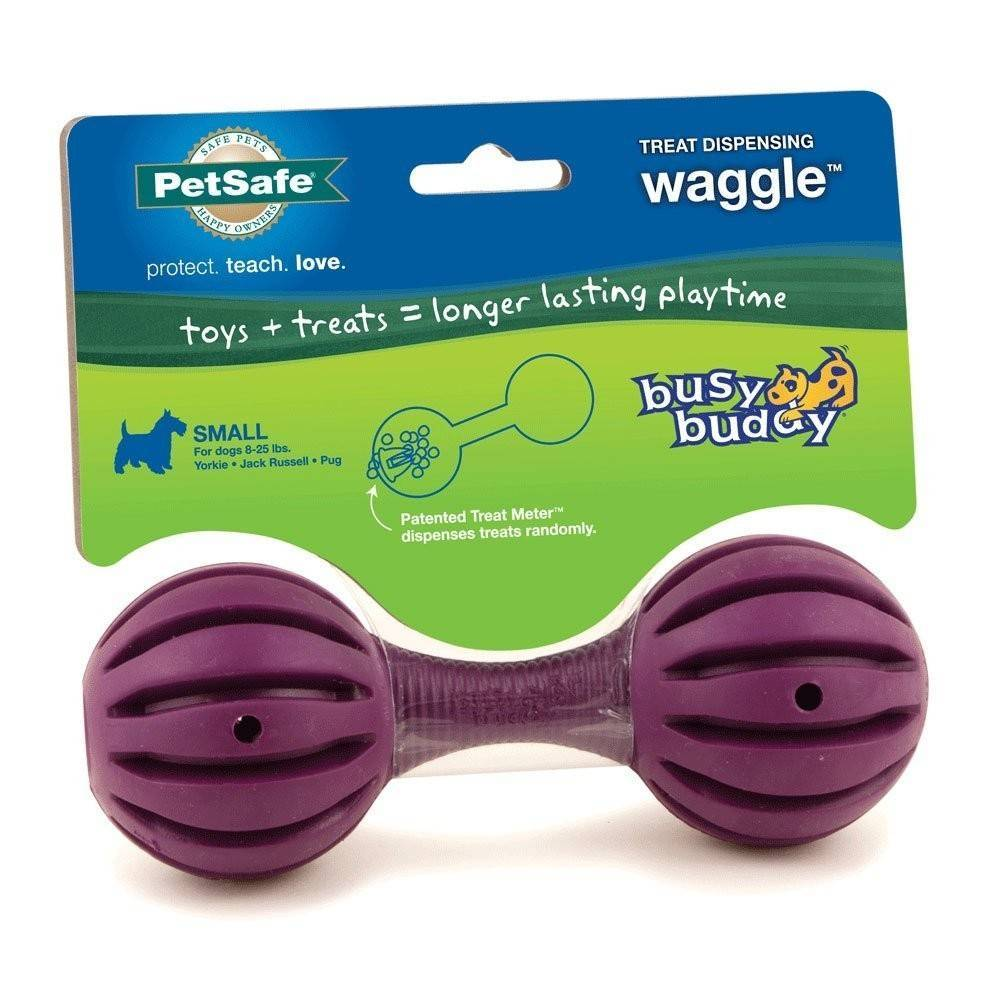 PetSafe Busy Buddy Waggle Distribuitor de Recompense