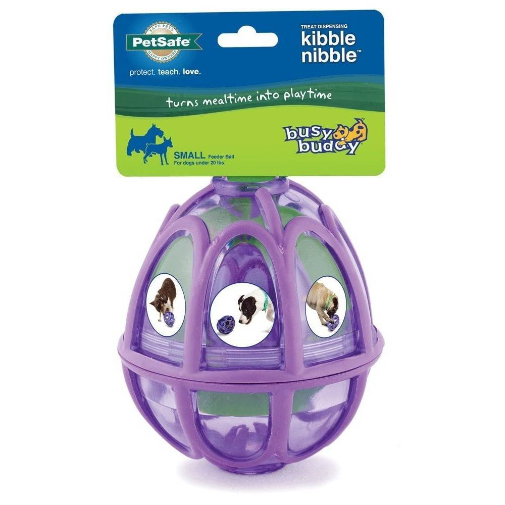 PetSafe Busy Buddy Kibble Nibble Meal Dispensing Dog Toy