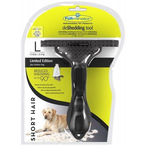 Profipet Furminator Short Hair Deshedding Tool Limited Edition L