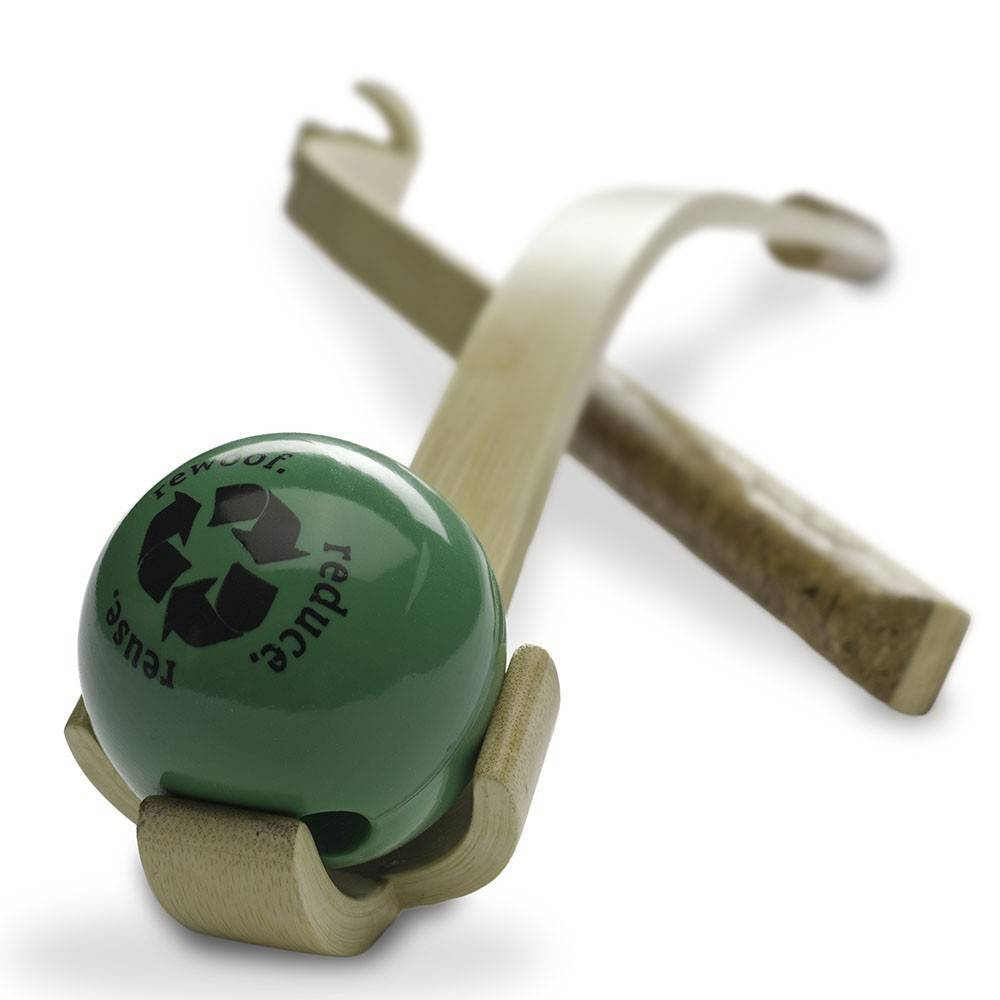 Planet Dog Wood Chuck with Recycle Ball