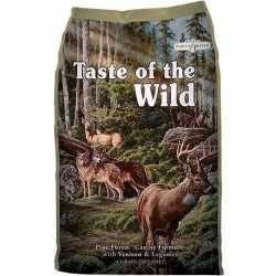 Taste of the Wild Pine Forest® Formulă Canină cu Vânat și Legume 12,2kg