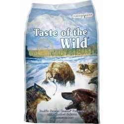 Taste of the Wild Pacific Stream® Canine Formula with Smoked Salmon 12.2kg