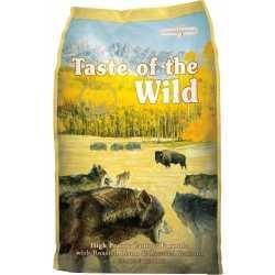 Taste of the Wild High Prairie® Formulă Canină cu Bizon și Vânat la Cuptor 12,2kg