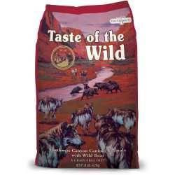 Taste of the Wild Southwest Canyon® Formulă Canină cu Mistreț Sălbatic 12,2kg