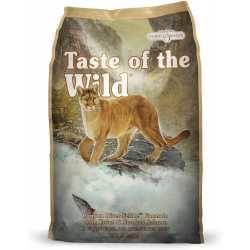Taste of the Wild Canyon River Rețetă pentru feline cu păstrăv și somon afumat 7 Kg