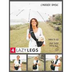 4Lazy Legs Basic Carrier Poliester