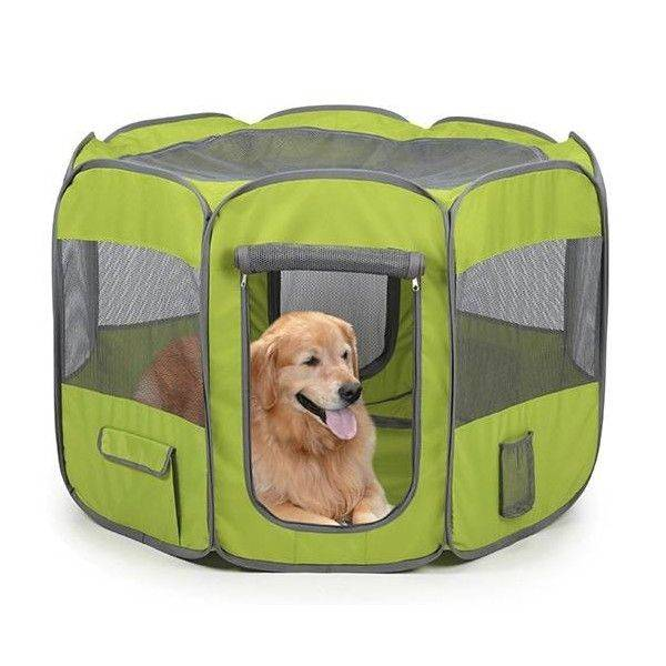 Insect Shield Fabric Play Pen