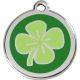 Red Dingo Medalioane Emailate Trifoi