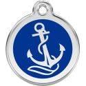 Red Dingo Medalioane Emaliate Ancora