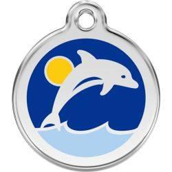 Red Dingo Medalioane Emailate Delfin