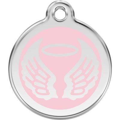 Red Dingo Medalioane Emailate Aripi de Înger