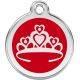 Red Dingo Medalioane Emailate Diademă