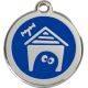 Red Dingo Medalioane Emailate Casa Căţel