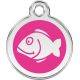 Red Dingo Medalioane Emailate Peşte