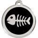 Red Dingo Medalioane Emailate Os de Peşte