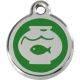 Red Dingo Medalioane Emailate Peşte in Bol