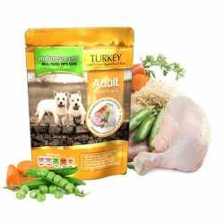 Natures Menu Dog Curcan si Pui 300g