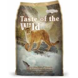 Taste of the Wild Canyon River® Formulă pentru Feline cu Păstrăv și Somon Afumat 2kg