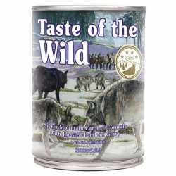 TASTE OF THE WILD SIERRA MOUNTAIN – 390 g