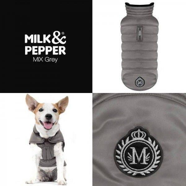 Milk & Pepper Block Jacket