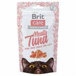 BRIT CARE CAT MEATY TUNA 50 GR