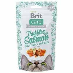 BRIT CARE CAT SNACK TRUFFLES CHEESE 50 GR