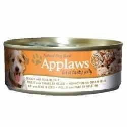 Applaws Dog cu Pui și Rață în jeleu 156 g