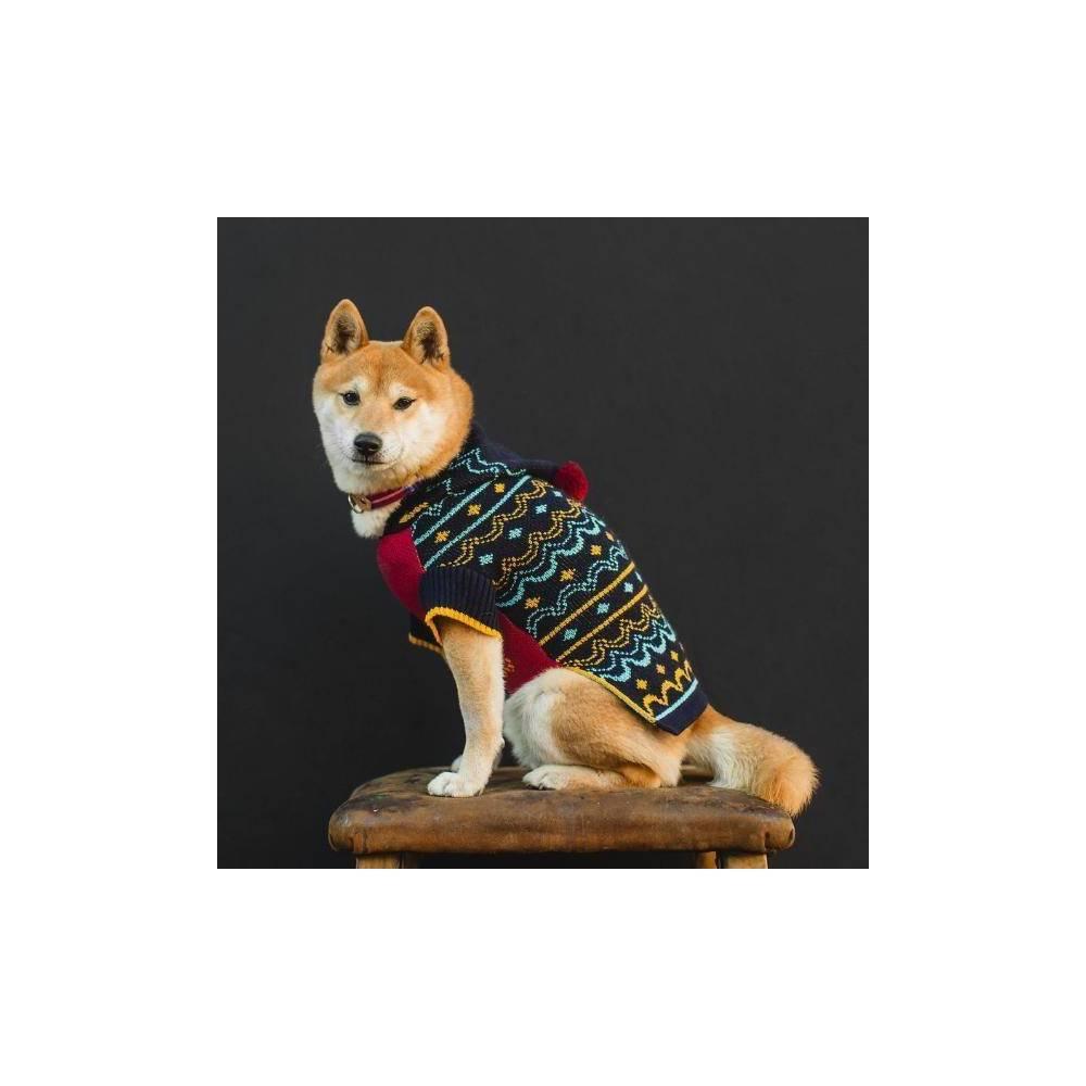 Hiro + Wolf Margate Dog Jumper