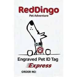 Red Dingo Expres Card
