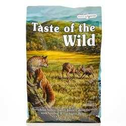 Taste of the Wild Appalachian Valley™ Small Breed Canine Formula with Venison & Garbanzo Beans 2kg