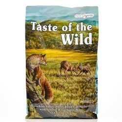 Taste of the Wild Appalachian Valley™ Formulă Canină pentru rase mici cu Vânat și Fasole Garbanzo 2 Kg
