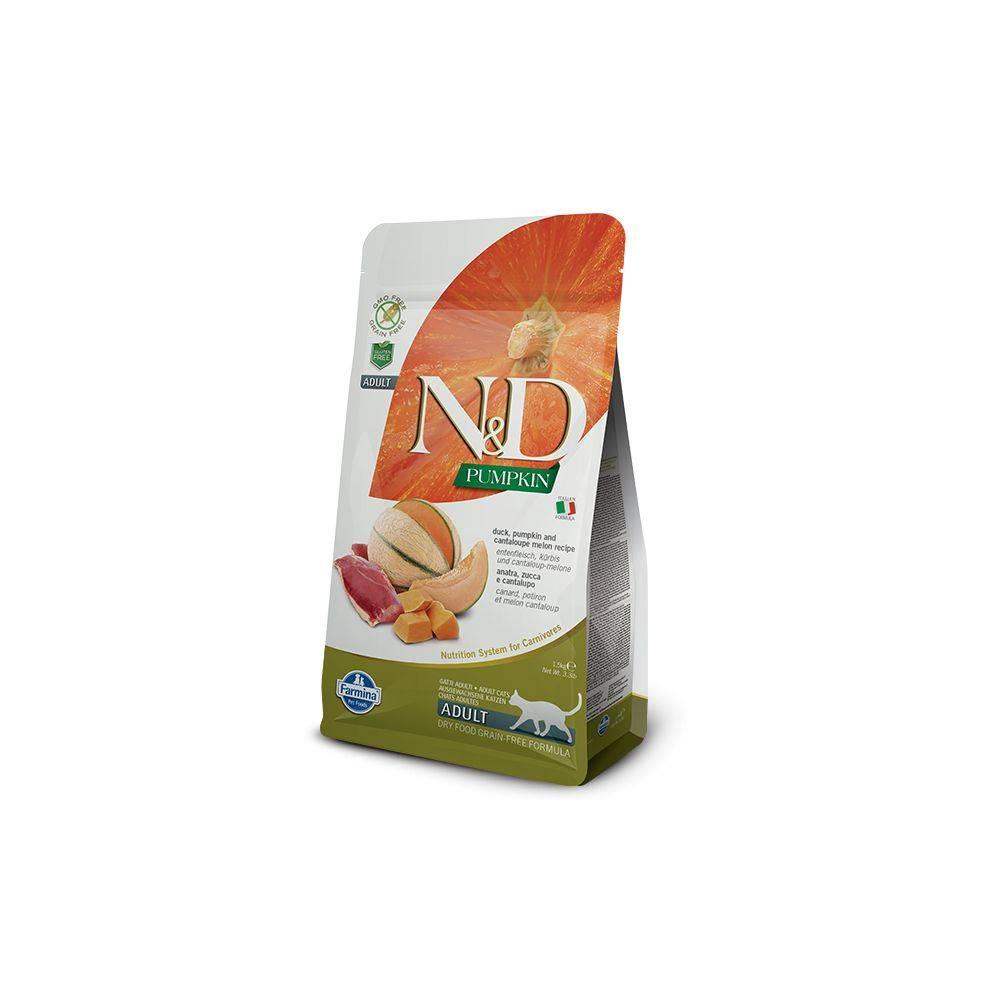 N&D Venison, Pumpkin and Pomegranate Adult Cat