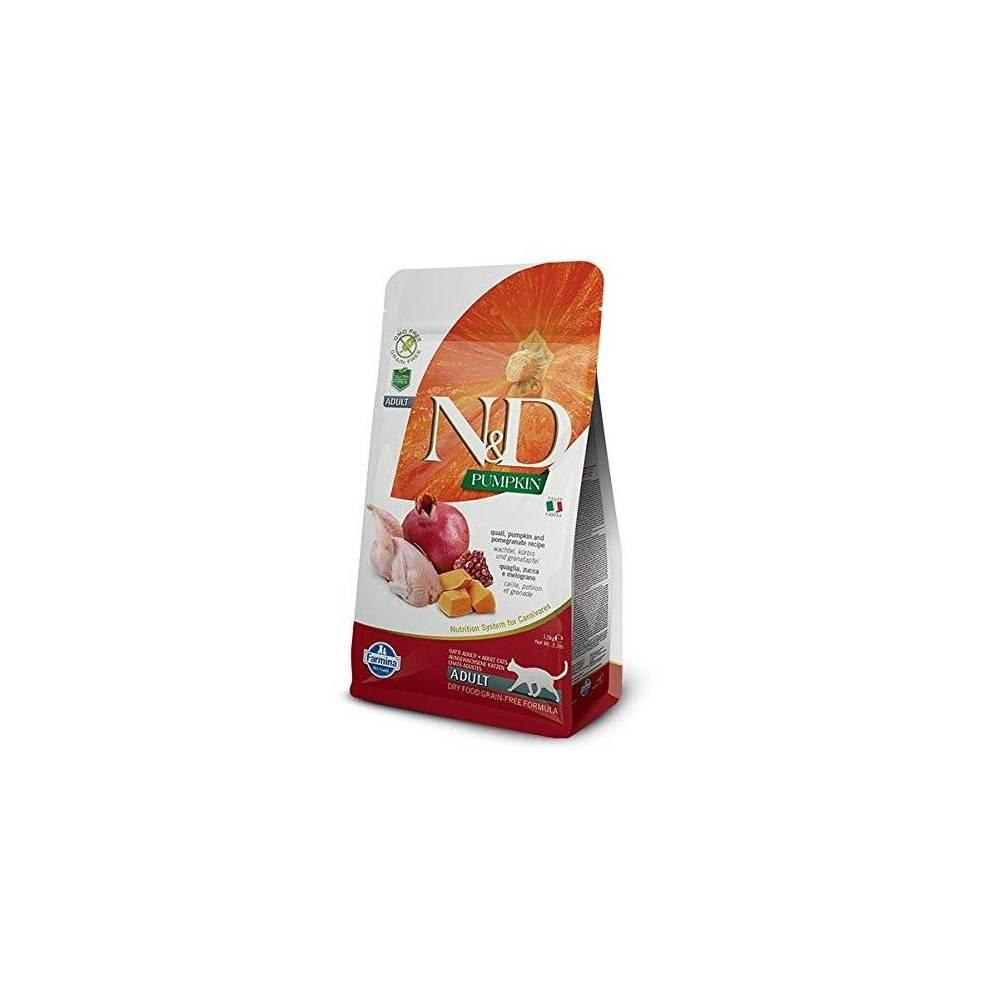 N&D Quail, Pumpkin and Pomegranate