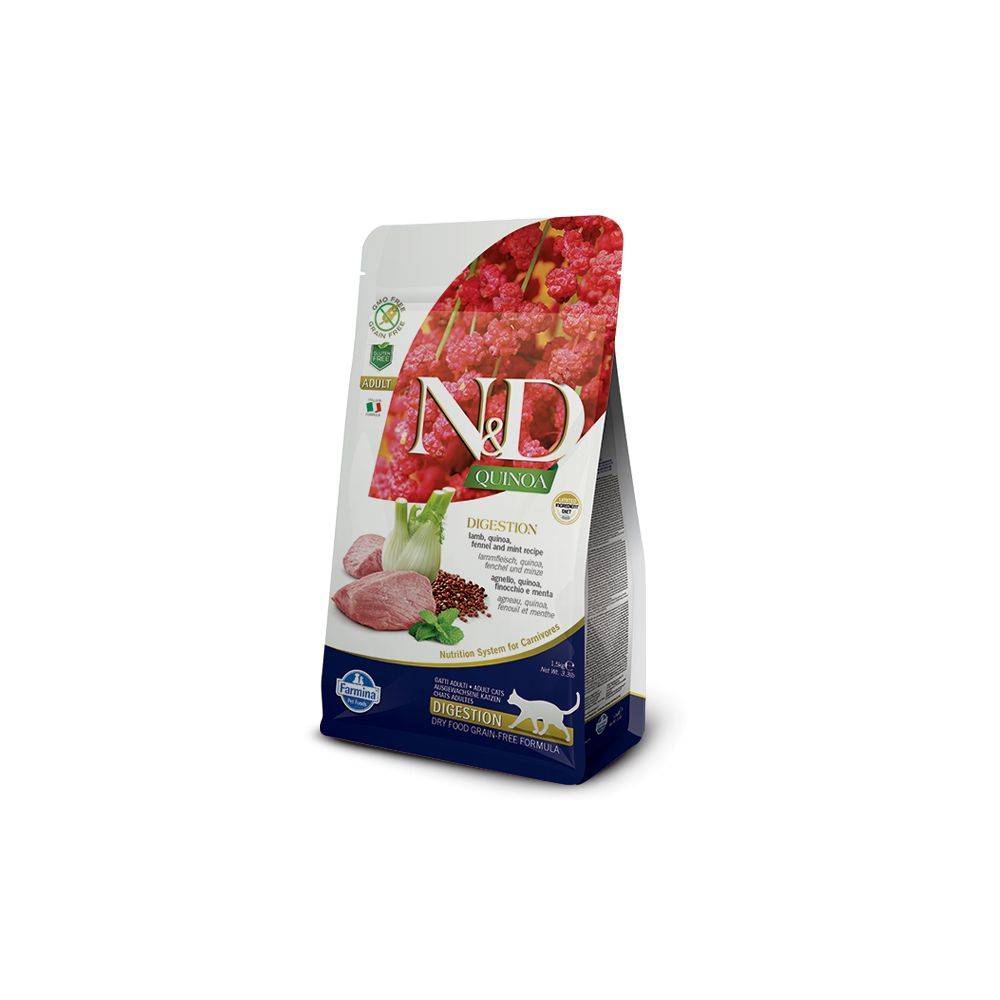 N&D Quinoa Digestion Adult Cat