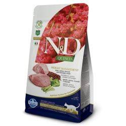N&D Quinoa Controlul Greutății Pisici Adulte